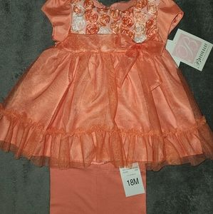 Bonnie Baby Outfit